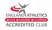 England Athletic Accreditation Logo